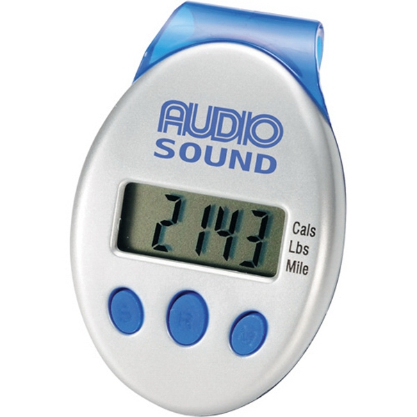 Customized 1 Day Service FM Radio Pedometers!