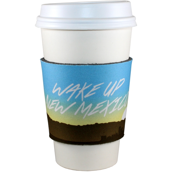 Custom Imprinted Coffee Cup Sleeves For Under A Dollar