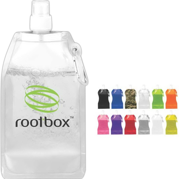 Custom Imprinted Collapsible Water Bottles!