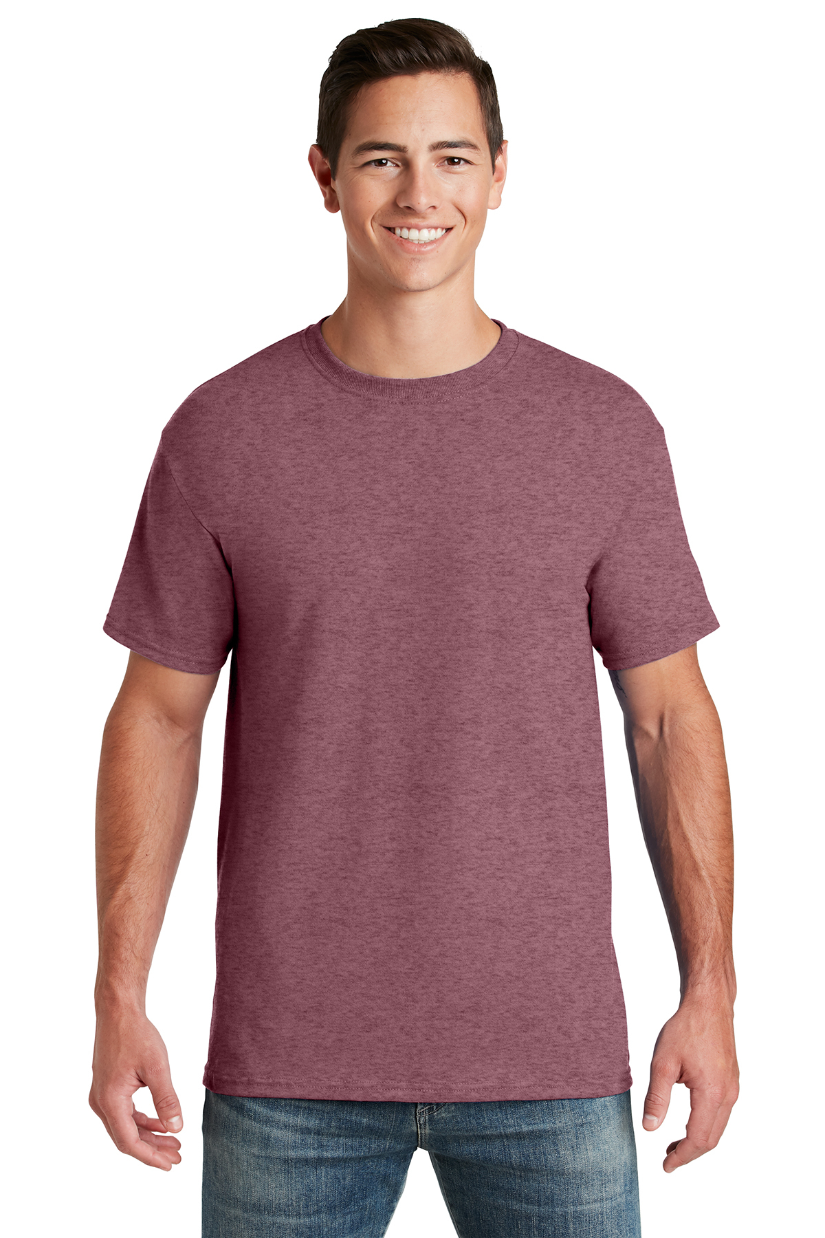 Customized Color 100% Cotton T-Shirts!