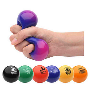 Customized Color Changing Stress Balls