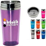 Custom Printed Colored Acrylic Tumblers!