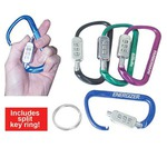 Custom Imprinted Combination Lock Carabiners