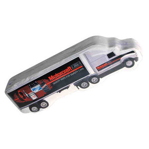 Truck Themed Promotional Items - Delivery Truck Shaped Tissue Boxes