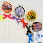 Custom Imprinted Condom Pops