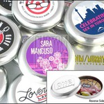 Custom Printed Condom Tins!