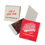Custom Printed Condom In Screened Matchbooks!