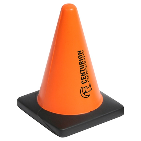 Custom Imprinted Traffic Cones