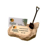 Custom Printed Construction Theme Business Card Holders!