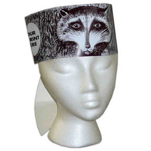 Custom Imprinted Coonskin Hats!