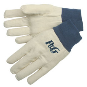 Custom Imprinted Cotton Canvas Gloves
