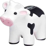 Custom Printed Cow Stress Reliever!