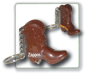 Bottle Openers - Cowboy Boot Shaped Bottle Openers