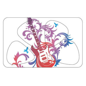 Guitar Pick Cards - Credit Card Shaped Guitar Pick Cards