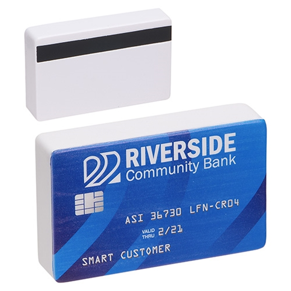 Personalized Credit Card Stress Relievers!