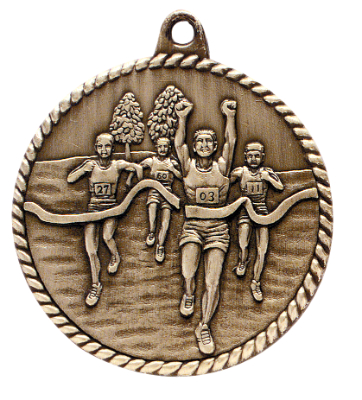 Cross Country Medals -