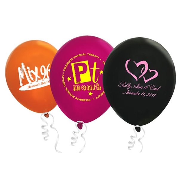 Balloons -