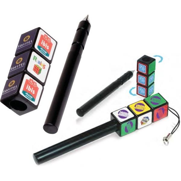 Custom Imprinted Puzzle Pens!