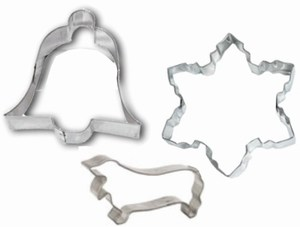 Custom Imprinted Cookie Cutters in Custom Shapes!