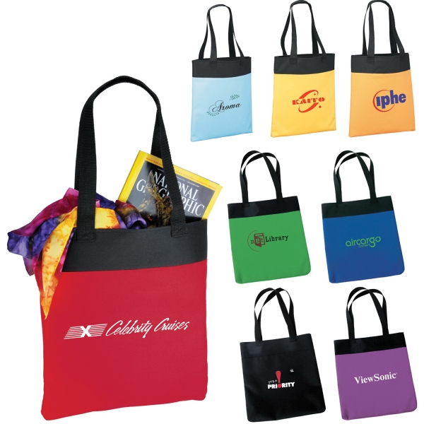 1 Day Service Tote Bags - 1 Day Service Messenger Tote Bags