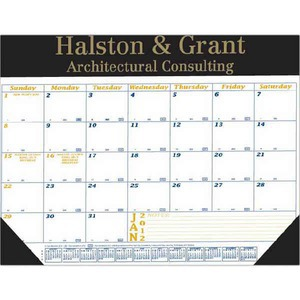 Custom Designed Desk Pad Custom Calendars!