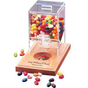 Desk Accessory Food Gifts - Desktop Candy Dispenser Food Gift Sets