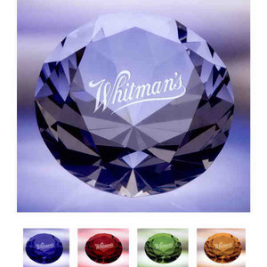 Paperweight Crystal Gifts - Diamond Paperweight Crystal Gifts