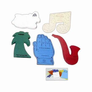 Diamond Shaped Promotional Items - Diamond Shaped Memo Pads
