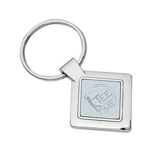 Diamond Shaped Promotional Items - Diamond Shaped Key Tags