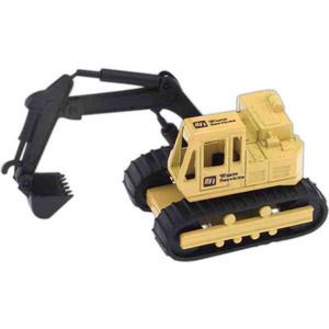 Custom Decorated Die Cast Backhoes