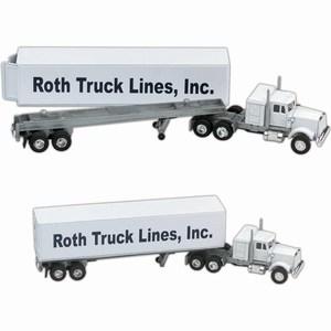 Die Cast Semi Trucks -