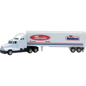Custom Imprinted Die Cast Conventionals with Trailers