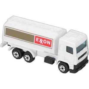 Custom Imprinted Die Cast Fuel Trucks