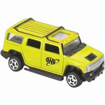 Custom Printed Die Cast SUV Cars