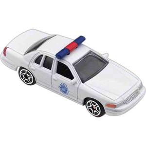 Personalized Die Cast Police Cars
