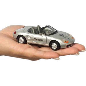 Personalized Die Cast Porsche Boxster Cars!