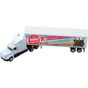 Customized Die Cast Sterling Aeromax with Trailers