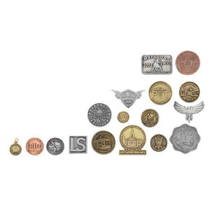 Lapel Pins - Die Struck Antique Lapel Pins