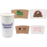 Custom Imprinted Disposable Beverage Wraps