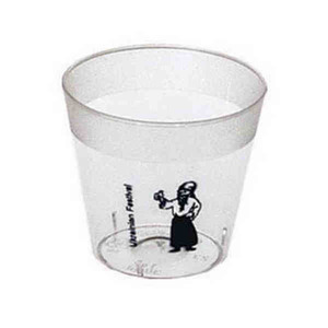 Disposable Dining Cups - Disposable Clear Plastic Cups
