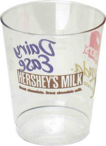 Personalized Disposable Clear Plastic Cups!