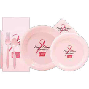 Customized Disposable Color Plastic Plates!