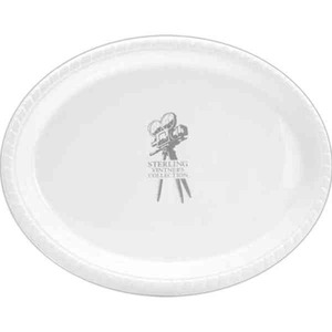 Customized Disposable Plastic Plates!