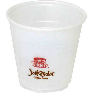 Custom Decorated Disposable Translucent Cups