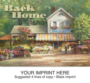 Customized Distinctive Homes Appointment Calendars!