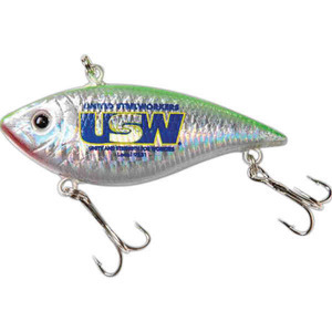 Custom Imprinted Diving Minnow Fishing Lures!
