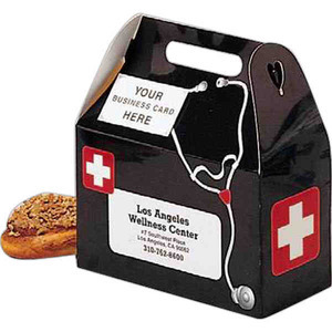 Donut Boxes - Doctor Medical Bag Design Donut Boxes