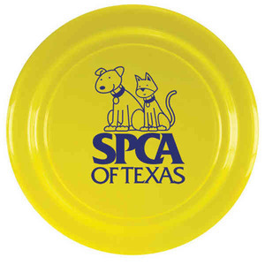 Pet Themed Promotional Items - Dog Frisbees