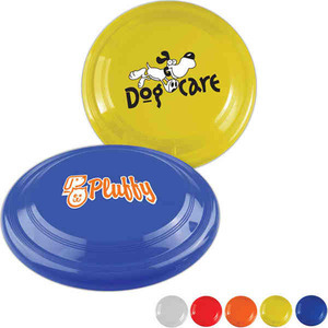 Pet Themed Promotional Items - Dog Safe Flying Saucers and Discs