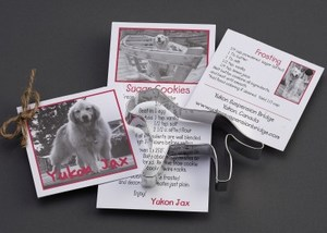 Pet Themed Promotional Items - Dog Stock Shaped Cookie Cutters